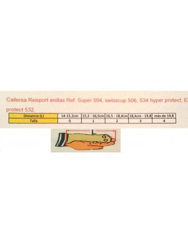 CALLERAS ANILLAS REISPORT 506 SWISS CUP