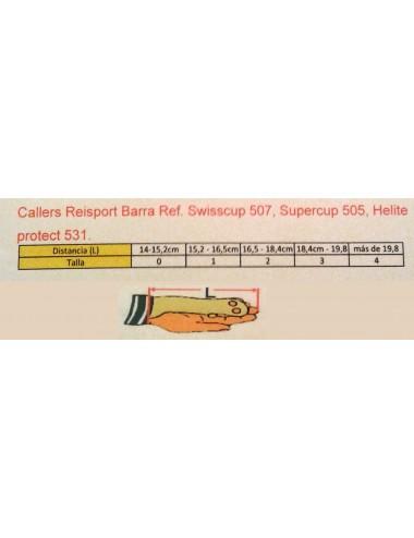 CALLERAS BARRA FIJA REISPORT 507 SWISS CUP