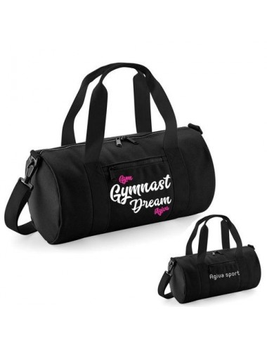 BOLSA GYMNAST DREAM NEGRA