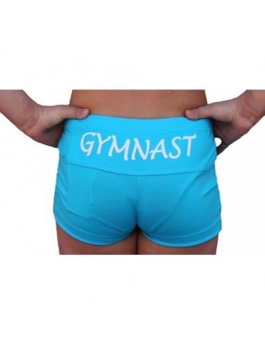 GYMNAST SHORT BLAU CEL