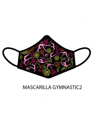MASCARETA GYMNASTIC COLORS
