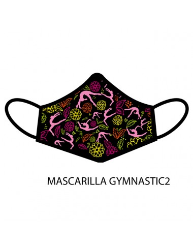 MASCARILLA GYMNASTIC COLORS